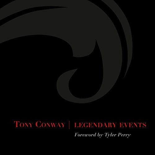 Books : TONY CONWAY LEGENDARY EVENTS