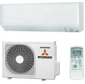 Mitsubishi 3.5kW Wall Air Conditioner System SRK35ZMP-S