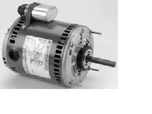 Marathon X260 48A11O251 Series Open Air Over OEM Greenheck Fan Motor, Permanent Split Capacitor, Ball Bearing, 1 Phase, 48Y Frame, 1/6 hp, 1140 RPM, 1 Speed, 115 VAC