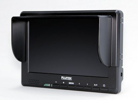 FUJITEK 7インチモニター FC7A-HD HDMI入力   B0797LX79R