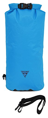 (Built U.S.A. Seattle Sports DriLite Cove Sack, 20-Liter, Blue)