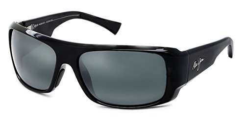 f3d0370375e Maui Jim Sunglasses Five Caves Polarized 283-11T: Amazon.co.uk: Clothing