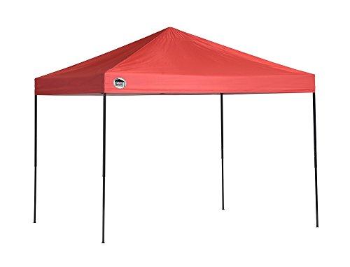 10 Leg Canopy - Quik Shade 8 X 10 ft. Straight Leg Canopy, Red