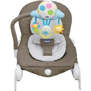 5bec27c83f0c Chicco Balloon Bouncer - Grey.  Amazon.co.uk  Baby