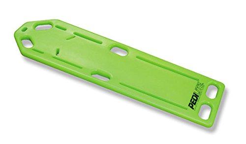 Iron Duck 35721K Pro Lite -Neon Green Pedi Lite Complete Pediatric Spinal Immobilization Backboard ()