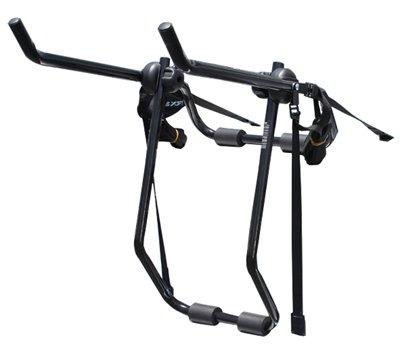 Sunlite Bicycle 3-Bike Trunk Mount Rack