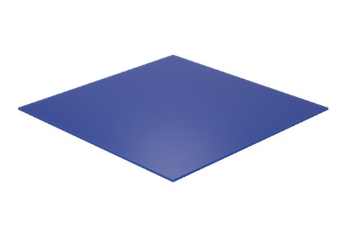 Falken Design BL2108-1-8/1224 Acrylic Blue Sheet, Translucent 2%, 12