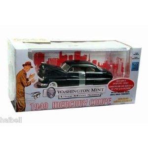 Hawk Washington Mint 1949 Mercury Coupe Assembled Black