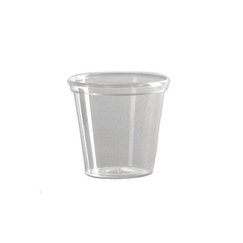 WNAP20 - Comet Portion Cup/shot Glass Clear 2 Oz 50/50's by WNA