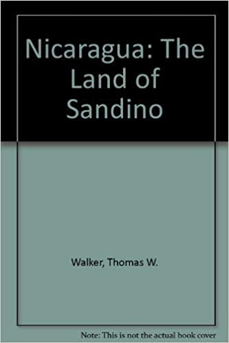 Image for Nicaragua: The Land Of Sandino--second Edition, Revised And Updated (Westview Profiles)
