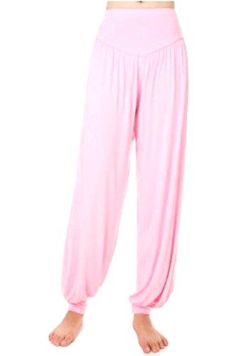 Pink Baggy Jean - 9