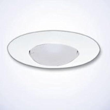 6 Trim Open White HALO 301P