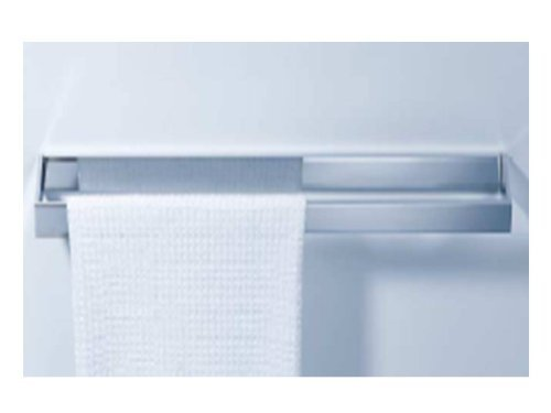 Dornbracht 83060780-08 Mem Towel Bar 24 Inch In Platinum