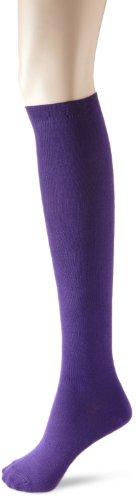 Ozone Women's High Zone Sock,Violet, -