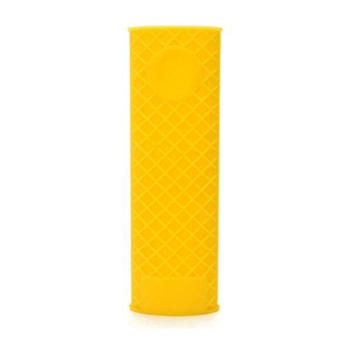 [Yellow} Kitchen Silicone Pot Pan Handle Saucepan Holder Sleeve Slip Cover Grip Random Kitchen Grips Silicone Pot Holder