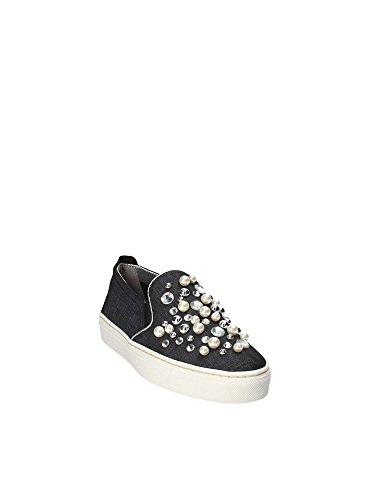 Sneak Flexx On Chaussure Noir The Slip Pearls Femme zHqwq5S