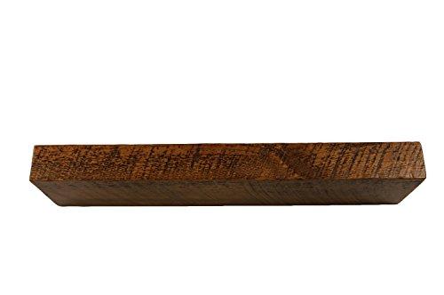 30'' W X 7'' D X 3'' H, Rustic Floating Wood Mantel, Shelf, Antique, Wooden, Shelves, Industrial by Joel's Antiques & Reclaimed Decor (Image #4)