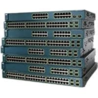 Cisco WS-C3560G-24TS-S Catalyst 3560G-24TS 24 Port Switch