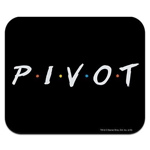 Friends Pivot Low Profile Thin Mouse Pad Mousepad (Mouse Pad Friends)