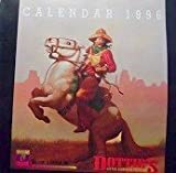 img - for Calendar 1996 featuring 12 outstanding artist in the Dallas Texas Area book / textbook / text book