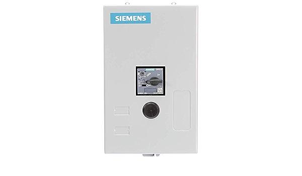 NEMA 1 General Purpose Enclosure Siemens 11QD3BG Manual Starter and Enclosure 240V at 60Hz Coil Voltage 2.8-4 FLA Adjustment Range
