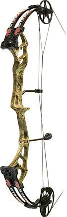 """Pse 2018 Stinger Extreme Bow Only Rh 29"""" 70 Lbs Mossy Oak Co"""