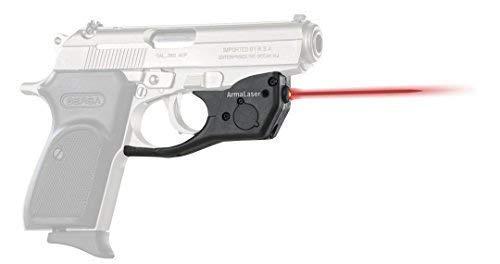 der 380 TR16 Super-Bright Red Laser Sight with Grip Activation ()