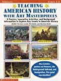 img - for Teaching American History with Art Masterpieces (Grades 4-8) book / textbook / text book