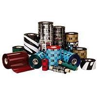 Zebra Technologies 05586GS08407 5586 Wax/Resin Ribbon, 3.3 W x 244 L, 0.5 Core (Pack of 12)
