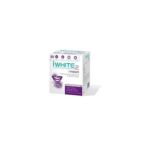 インスタントキットを白く2本のプロ歯(10トレイ) x2 - iWhite Instant 2 Professional Teeth Whitening Kit (10 Trays) (Pack of 2) [並行輸入品] B071V7ZGP3