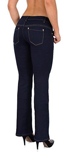 Pantalon Femme Basse Jean Typ Jean Actuelles tex Taille Bootcut en Femme Designs j42 by Jean AA xHfRCqwB0