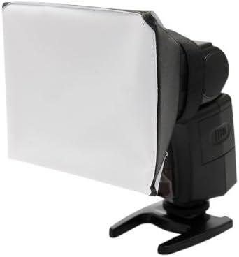 Studio Portrait Shadow Softbox Flash Light Diffuser Reflector Diverter for Polaroid PL-190 PL190 PL-160 PL160 PL-150 PL150 PL-144 PL144 PL-126 PL126 PL-108 PL108