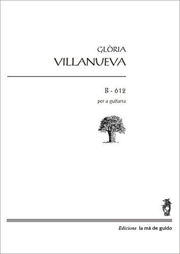 Descargar Libro B-612: Per A Piano Glòria Vilanueva