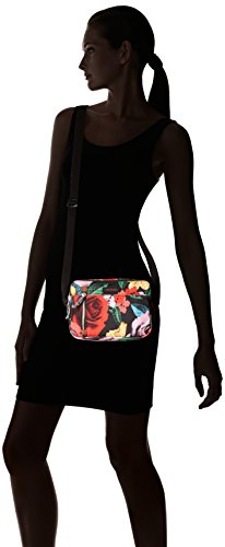 On Lighten Polyester the Havana Up Rose Horizon Crossbody Vera Bradley qa4TUa1
