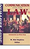 Commmunication and the Law 9781885219305