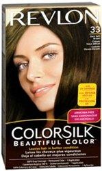 Revlon Colorsilk Beautiful Color, Dark Soft Brown 33