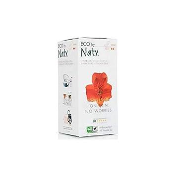 Salvaslip normal Naty, 32 ud: Amazon.es: Salud y cuidado personal