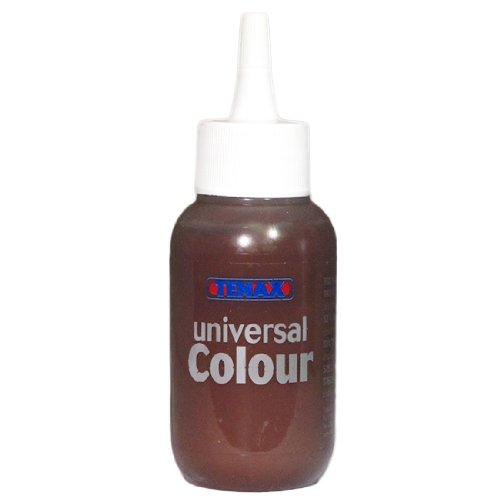 Polyester Resin Epoxy (Tenax Universal Colouring Tint 2.5 Oz -- Brown)