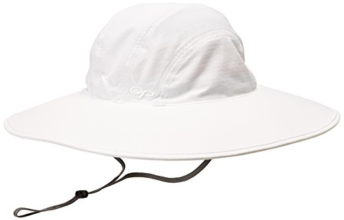 (Outdoor Research Women's Oasis Sun Sombrero Hat, White,)