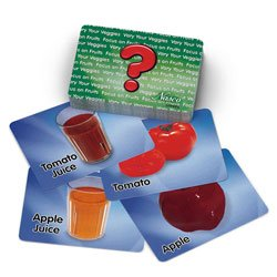Nasco Fruit and Vegetable Memory Match Game - SB45087