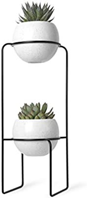 how to display succulents 30 cute examples.htm umbra nesta tiered planter two tiered planter for livingroom  umbra nesta tiered planter two tiered