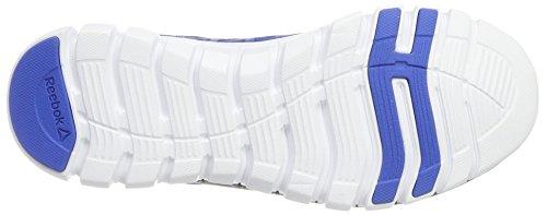 Blue Hombre Varios White vital Cushion Zapatillas De Pewter Smoky Xt Colores 0 2 Running Reebok Sublite Mt Para Indigo P6TwOvq