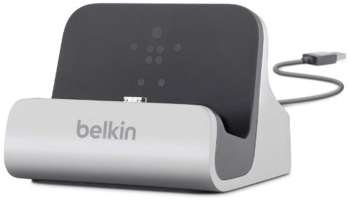 Belkin PowerHouse Micro USB Charge and Sync Dock for Samsung Galaxy S4 (Compatible with Galaxy S3, S4 Mini and LG G2) by Belkin