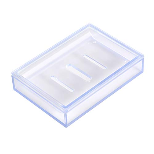 lucite soap dish - 6