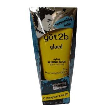Price comparison product image Schwarzkopf Got2b Glued Spiking Glue 6 Oz (Pack of 6)