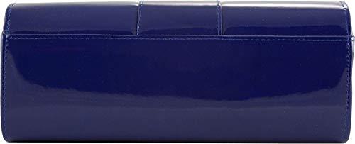 brevet d'embrayage Effet soir sac amp; bleu H Designer foncé Ladies G wIqx1wUYX