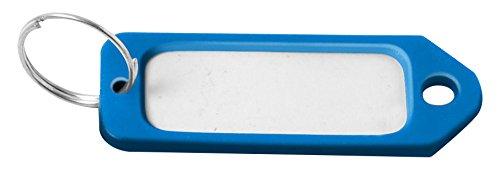 Brinox B50115C - Portaetiquetas pequeñ o (59 x 23 mm) Color Azul