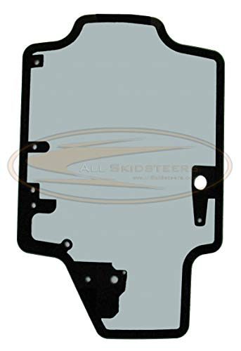 New Holland Glass - Door Glass for Case & New Holland Skid Steer A- 47405930 Not Eligible for