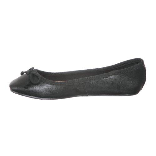 Zomer Uitverkoop!! Alle Nieuwe Ballerinas In De Stijl Black01