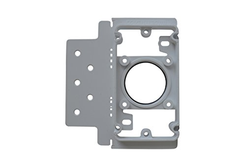 Central Vacuum Cleaner Inlet Backing Plate For All Central Vacuum Systems Including: Aggresor Airvac AstroVac Beam Cana-Vac Cirrus Drainvac DuoVac Dustcare by ZVac(1, Inlet Backing Plate) (Vacuum Inlet Central)